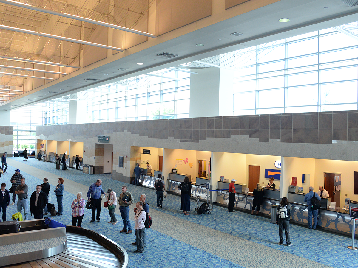 By the Numbers: Springfield Branson National Airport
