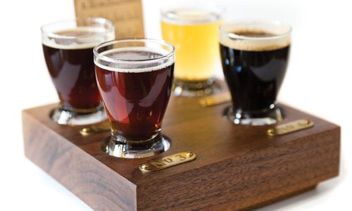 The Coffee Ethic's Beer Flight