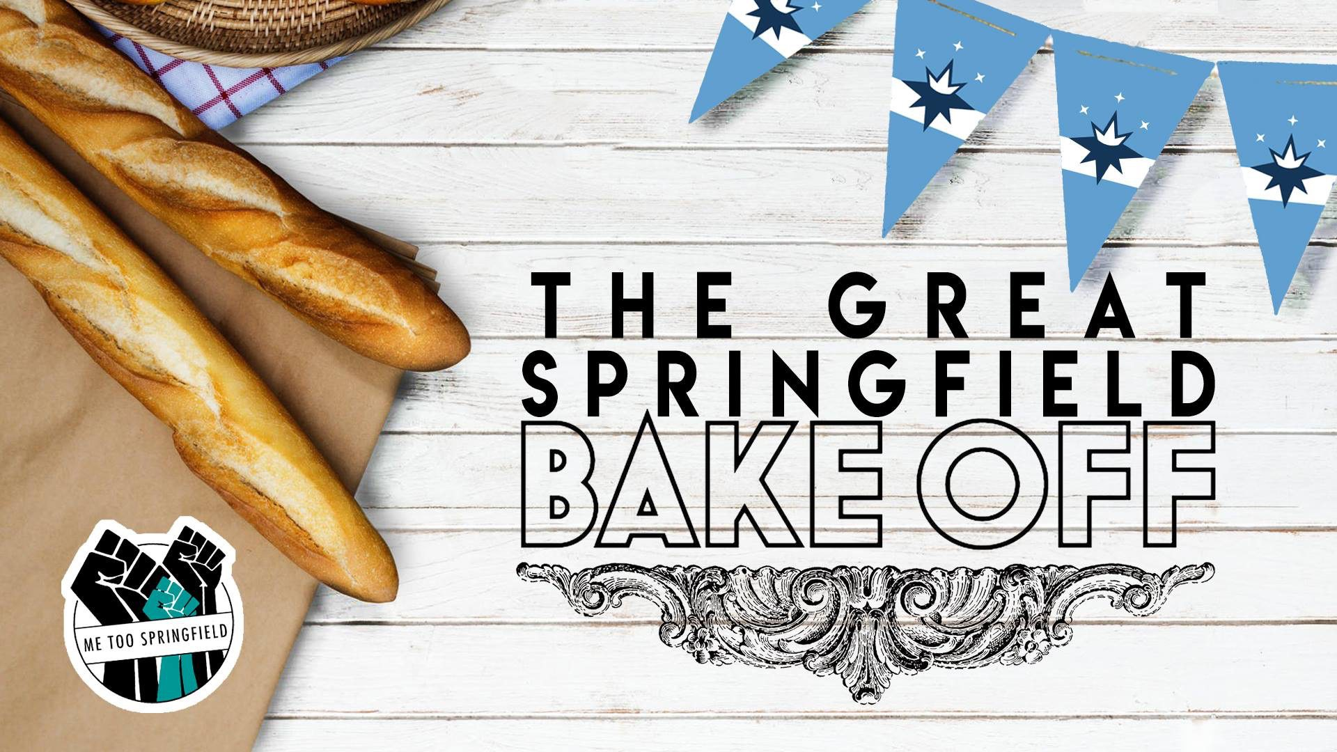 Charity Bake Off in Springfield, MO