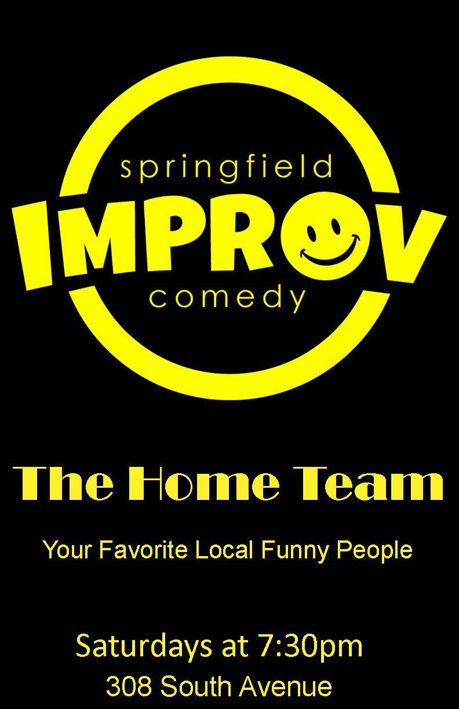 Family improv show in Springfield, MO