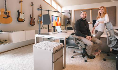 The Perfect Space for Sound and Software