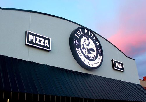 The Pitch Pizza and Pub in Springfield, Missouri