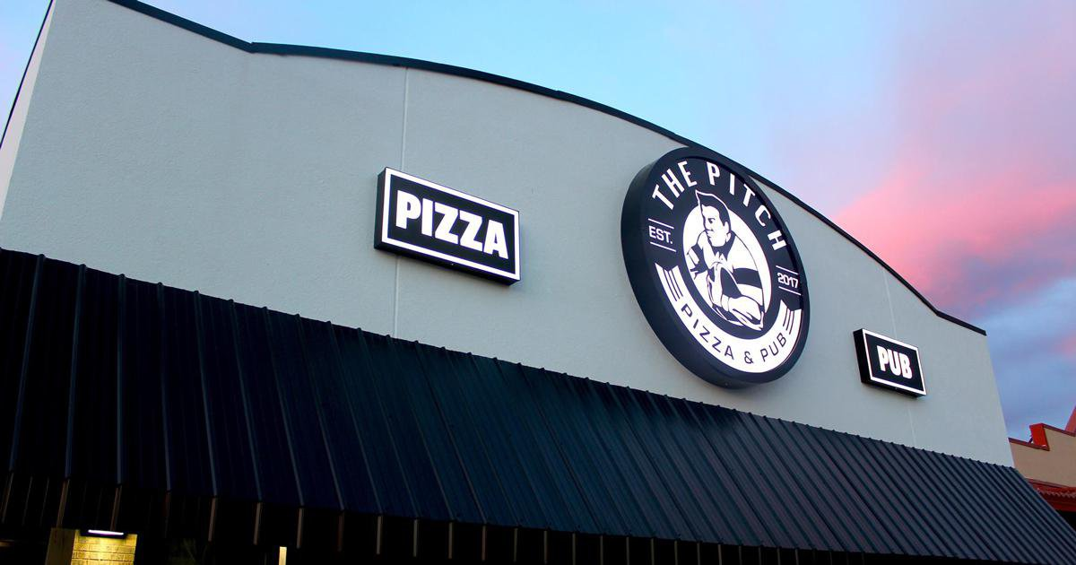 The Pitch Pizza & Pub Springfield MO