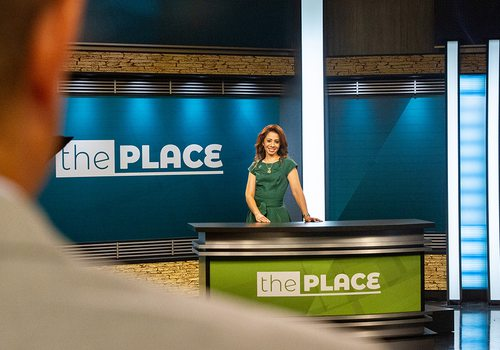 The New Set for KY3's The Place in Southwest, MO