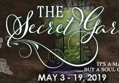 The Secret Garden at Springfield Little Theatre