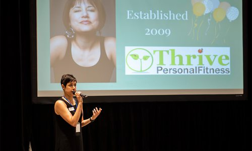 Pamela Hernandez of Thrive Personal Fitness