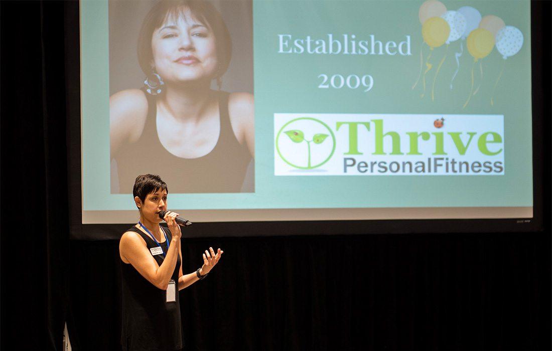 Pamela Hernandez of Thrive Personal Fitness