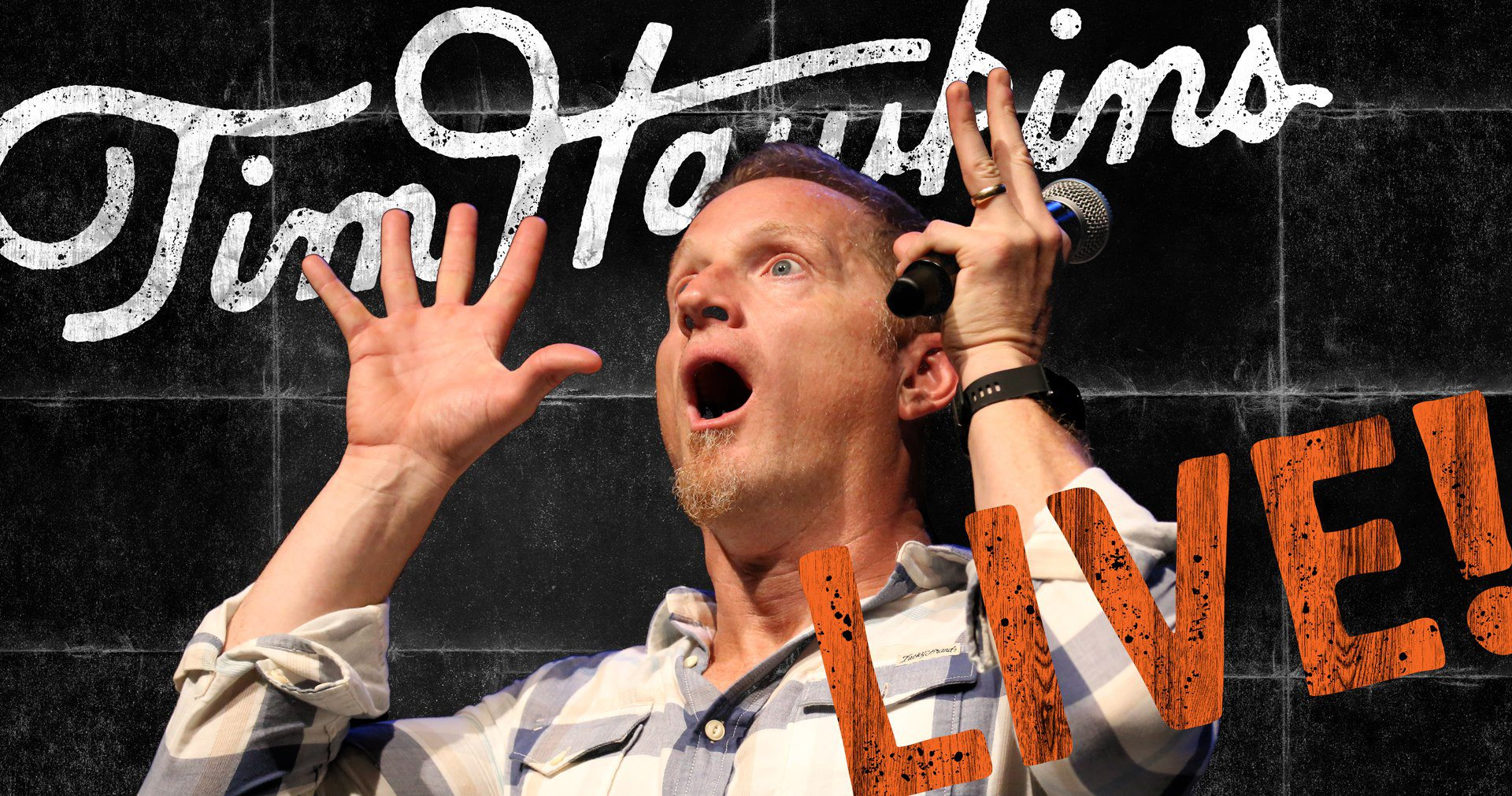 See Tim Hawkins in Springfield, MO
