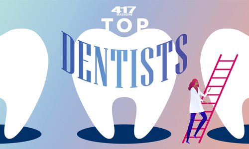 417 Magazine's Top Dentists of 2021