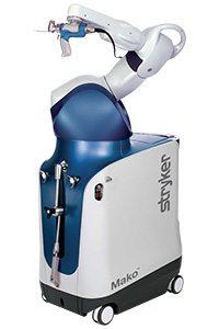 Top Docs - Mako Total Knee Replacement Robot - CO Stryker