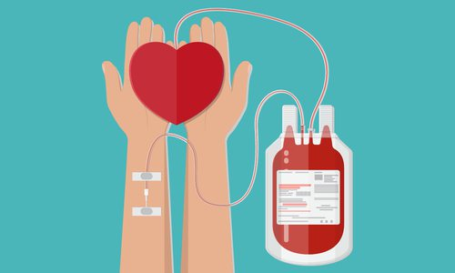 Donating Blood, Organs and Tissue in 417-Land