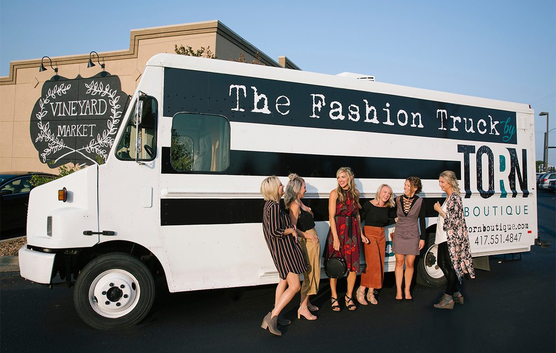 fashion truck in springfield