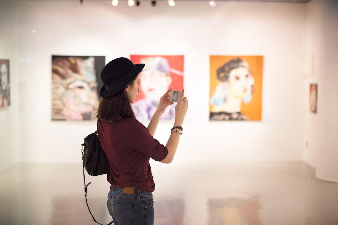 Springfield Art Museum reopens.