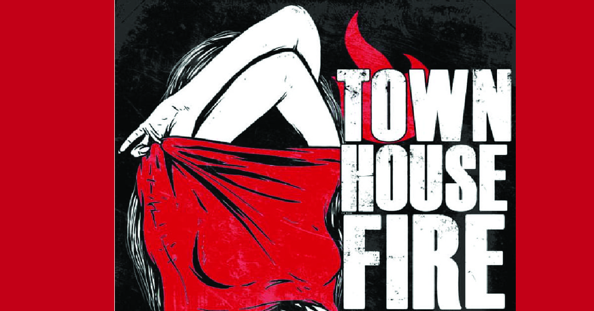 Townhouse Fire w/Red Shirts @ Krave
