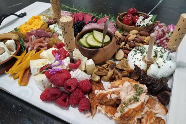 Charcuterie tray preview image.