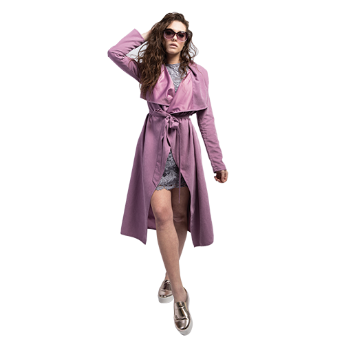 Purple Trend: Trench