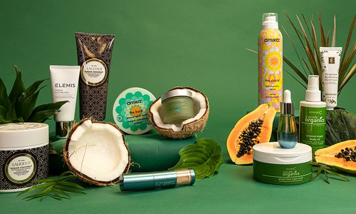 Tropical Beauty Products
