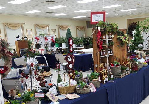 Tulsa Herb Society Carols And Crumpets, An Herbal Craft Fair
