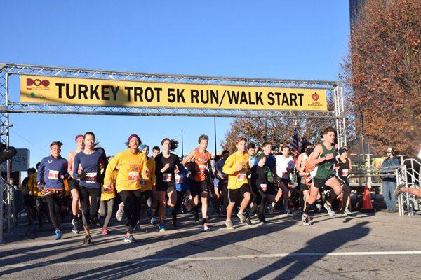 Turkey Trot Springfield