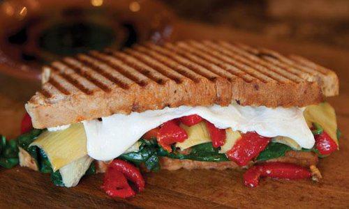 Tuscan Sandwich from Sugar Leaf Bakery