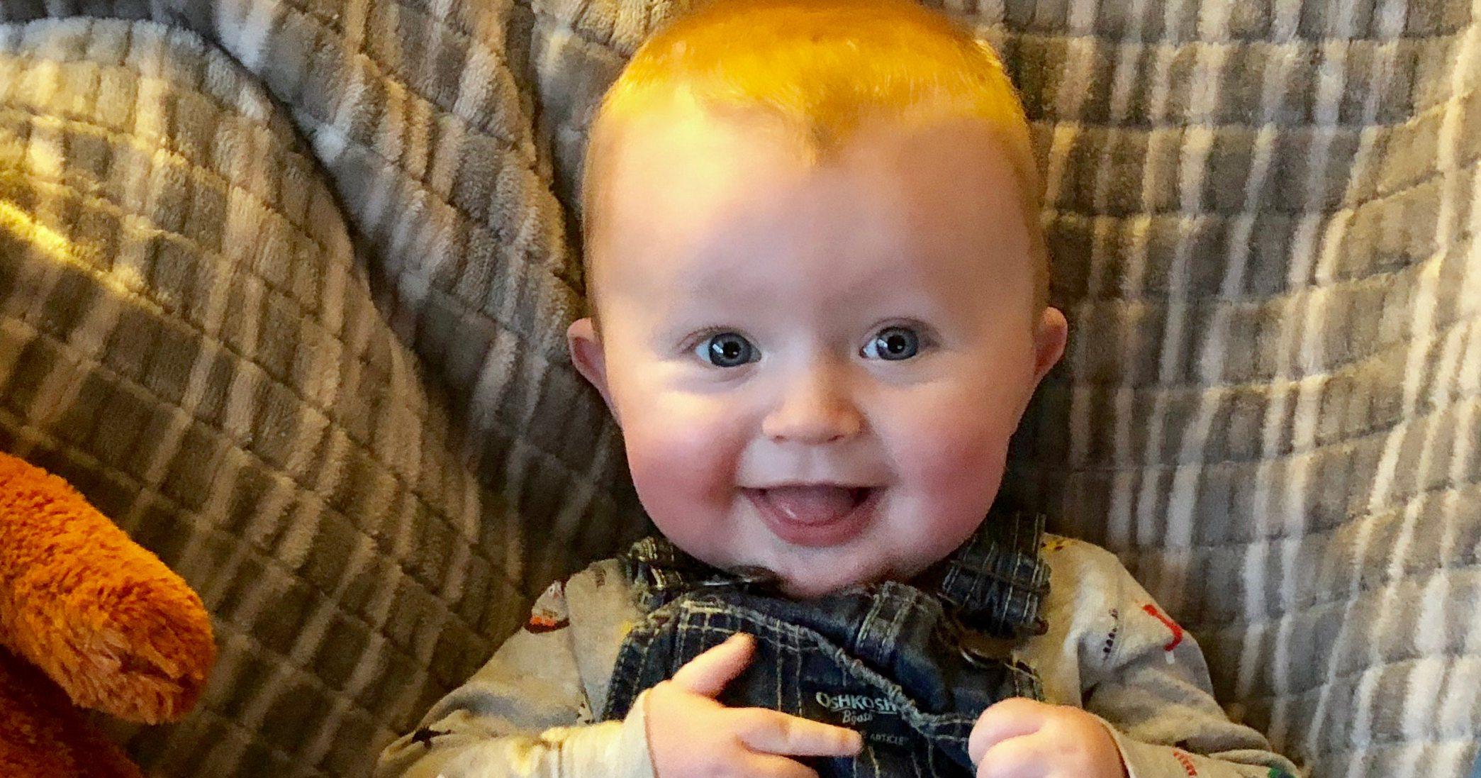 Ty Munaco Cutest Baby Finalist