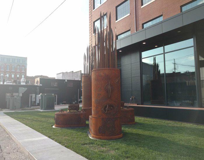 Installation outside V2