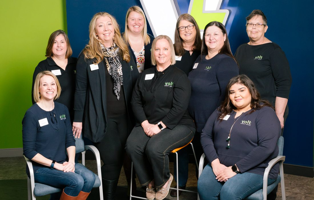 Volt Credit Union is Powered by Women