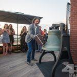 Slider Thumbnail: John McQueary bell Vantage rooftop