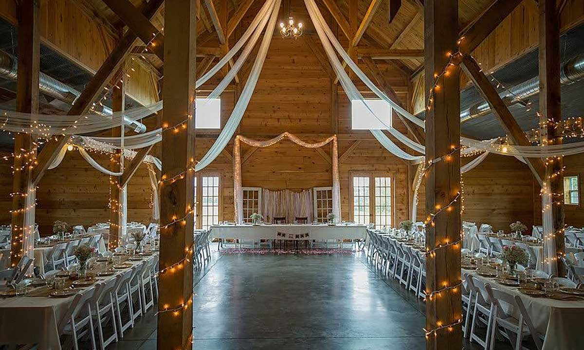 The Barn at Stone Valley Plantation