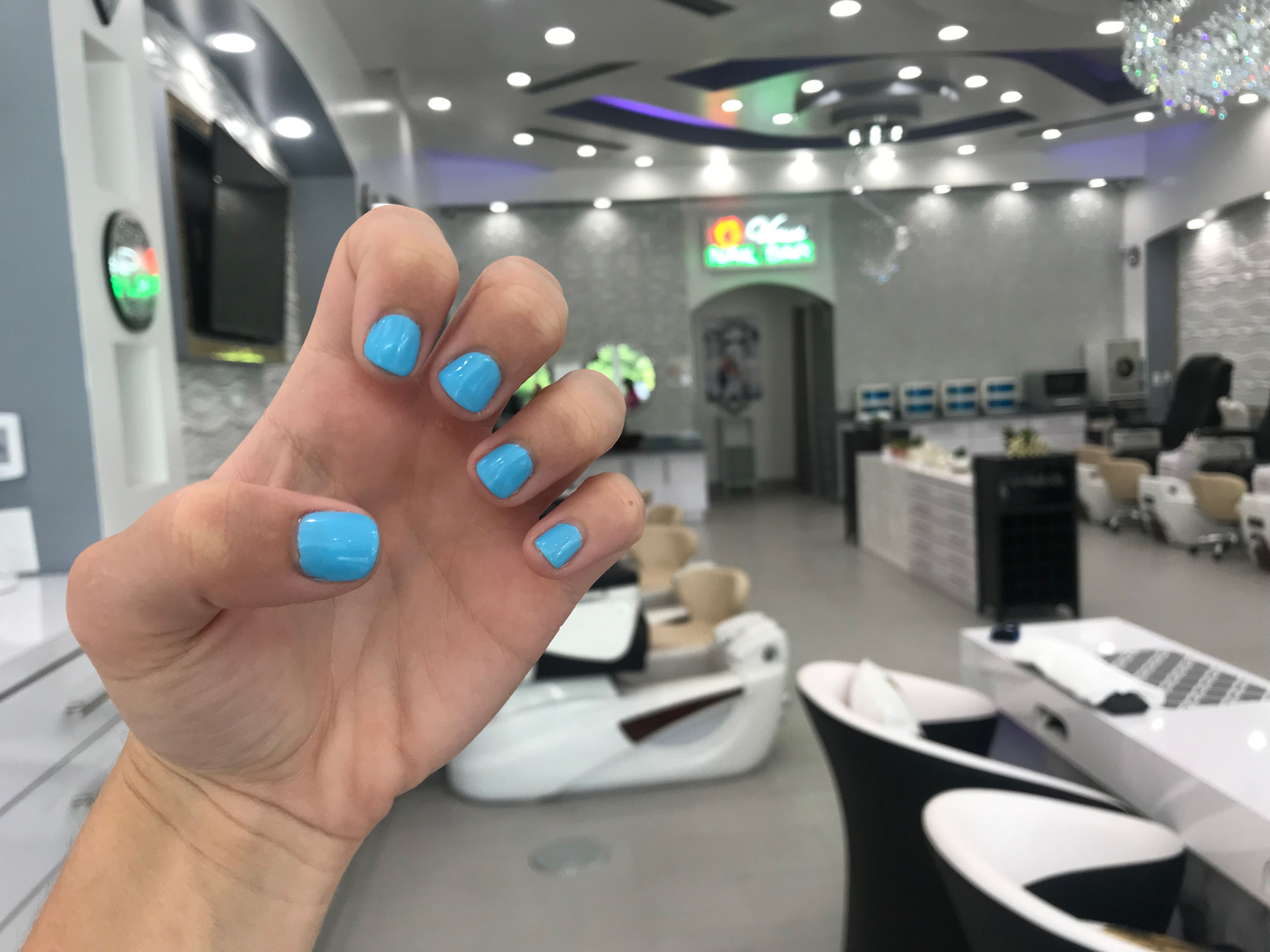 Visit Venus Nail Bar for Your Next Self Care Session