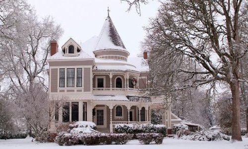 Victorian Christmas Homes Tour