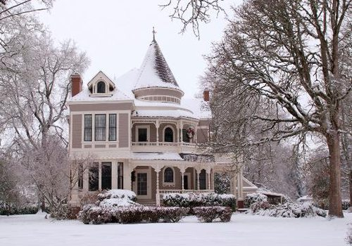 victorian home in springfield mo