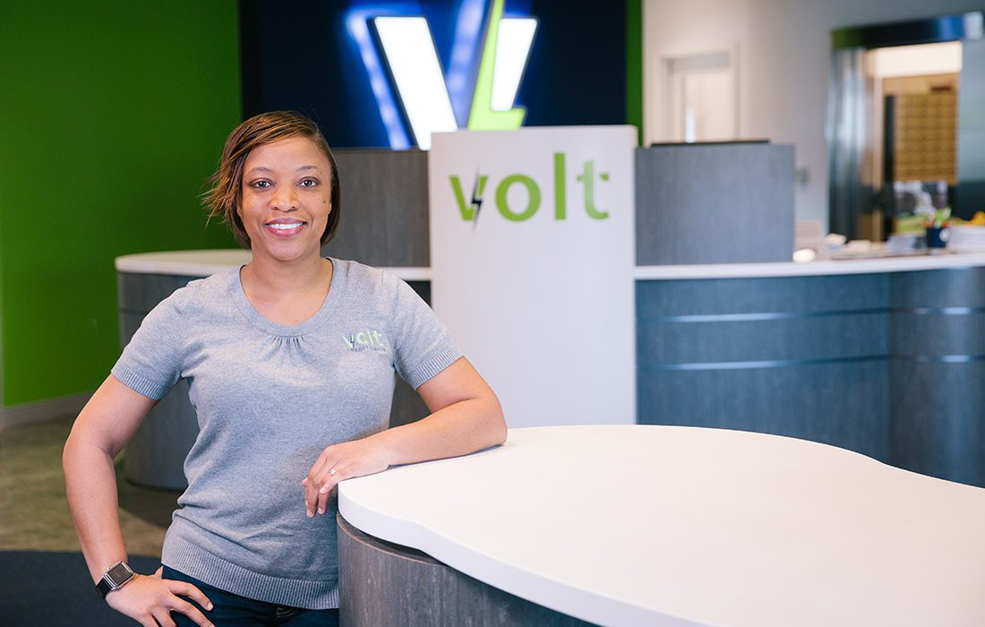 Kerri Southard of Volt Credit Union in Springfield MO
