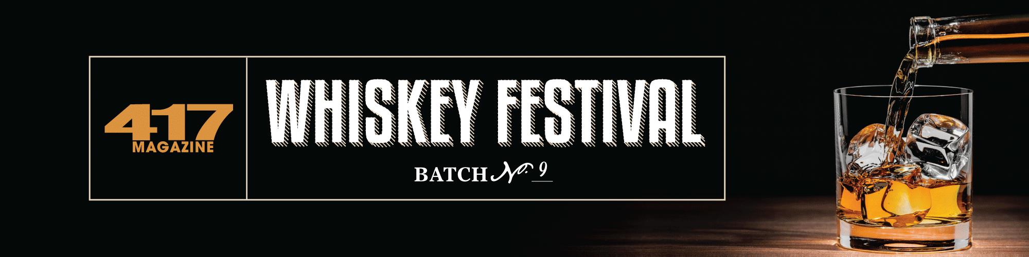 417 Magazine's Whiskey Festival