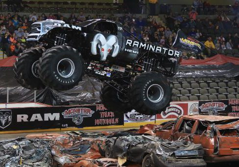 WK CDJR Lets Monster Truck on the Loose