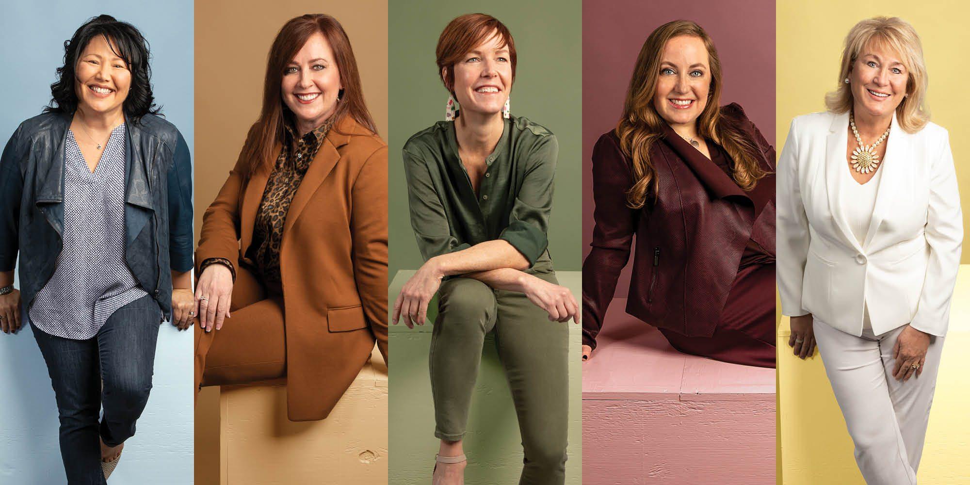 Biz 417's Women Who Mean Business 2021 Winners