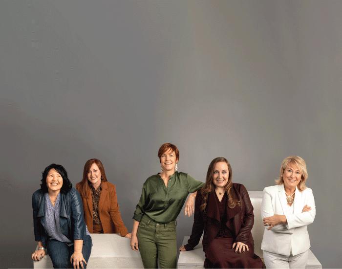 Biz 417 Women Who Mean Business 2021 Winners