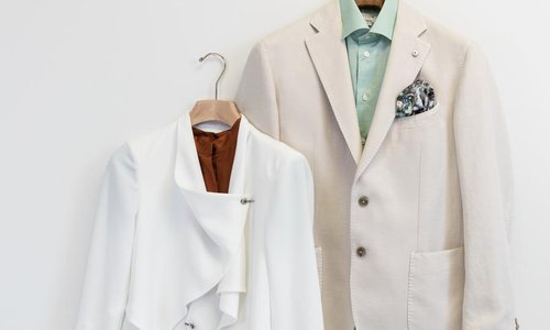 Warm Weather Blazers and Blouses