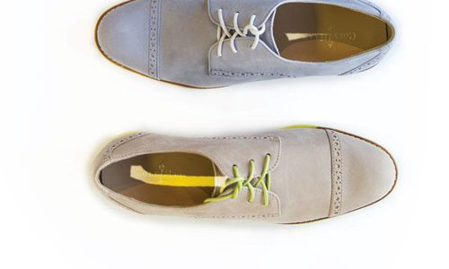 We Love: The Oxford Shoe