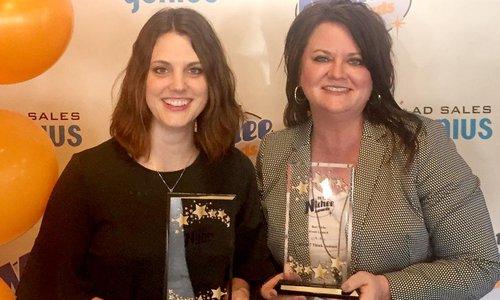 We Won Two Nichee Awards!