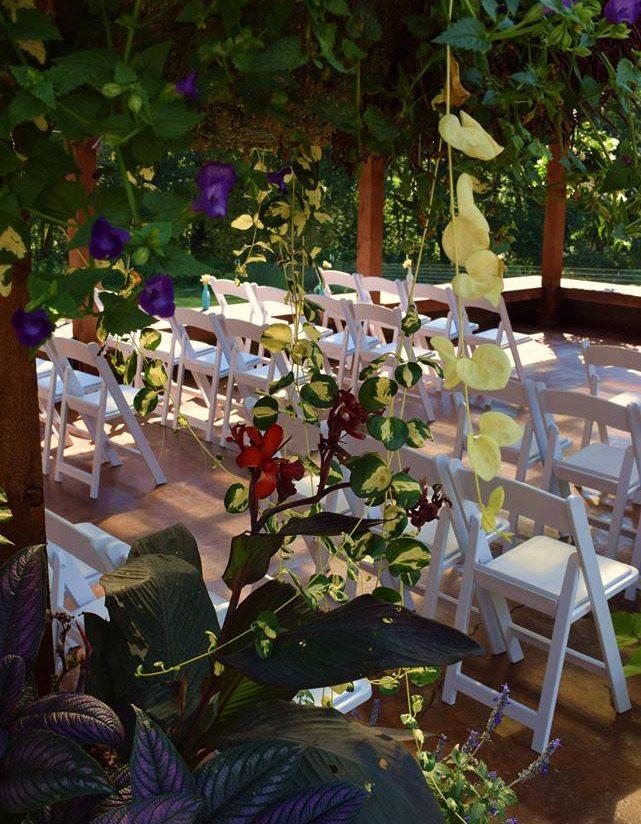 Wheeler Gardens Venue at The Farm Ozark MO
