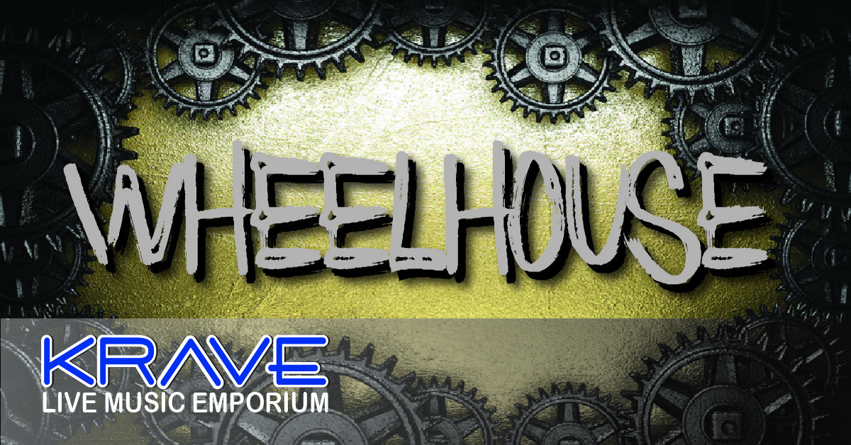 Come see Wheelhouse at Krave in Springfield, MO