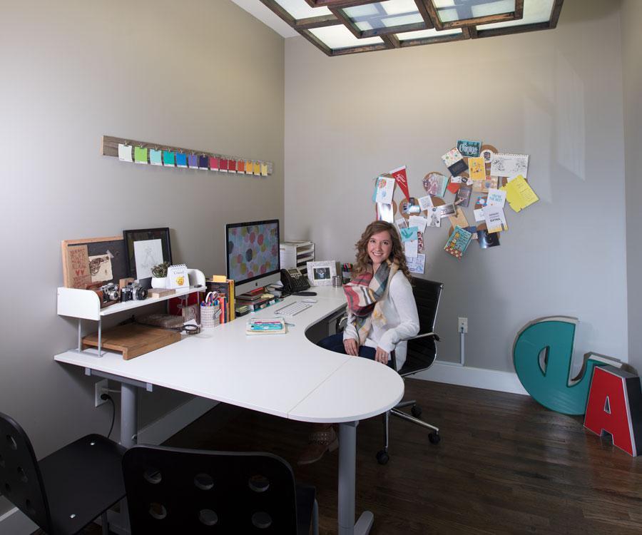 Amanda Day, Senior Art Director at Revel Advertising.