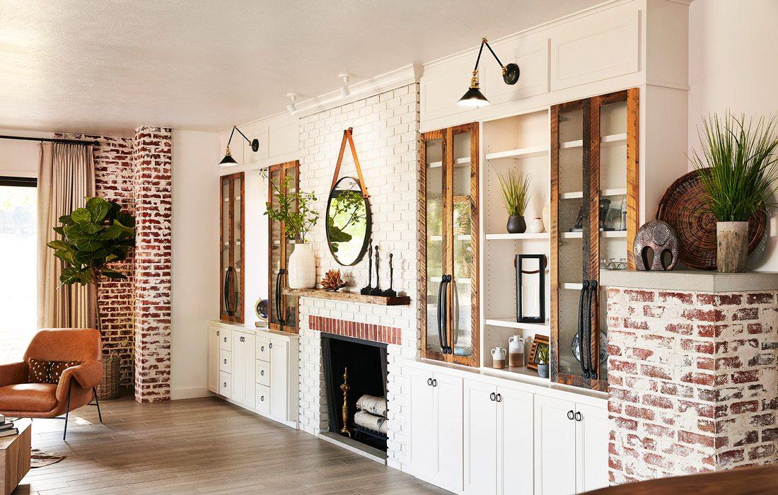 Interior living room from Whole House Design Awards 2021 winner