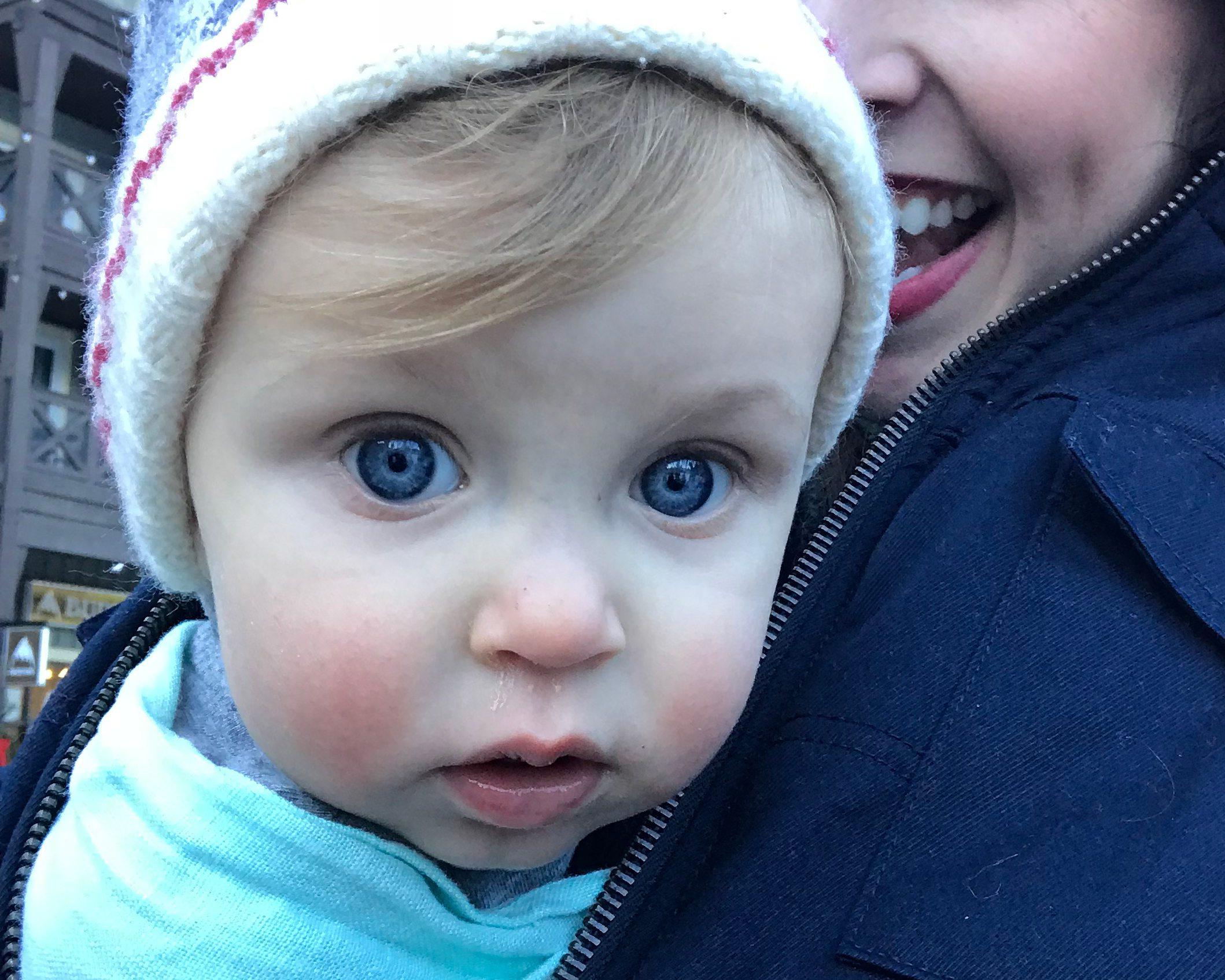 Winston Westfall Cutest Baby Finalist