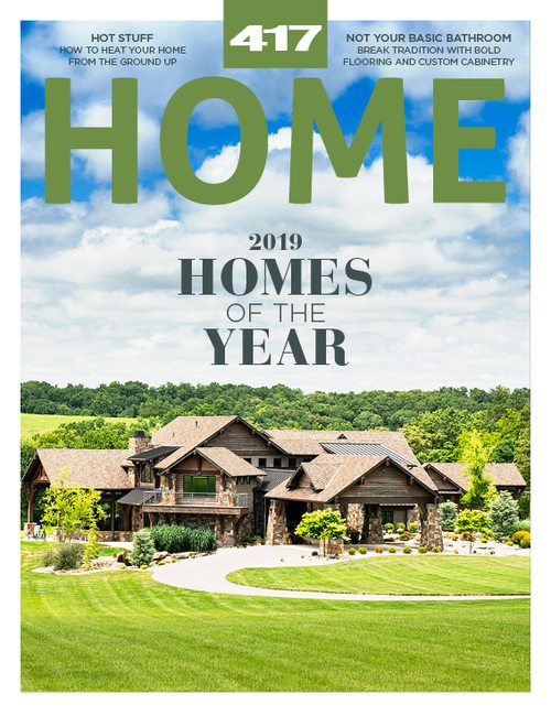 417 Home Winter 2019 Cover | Homes of the Year