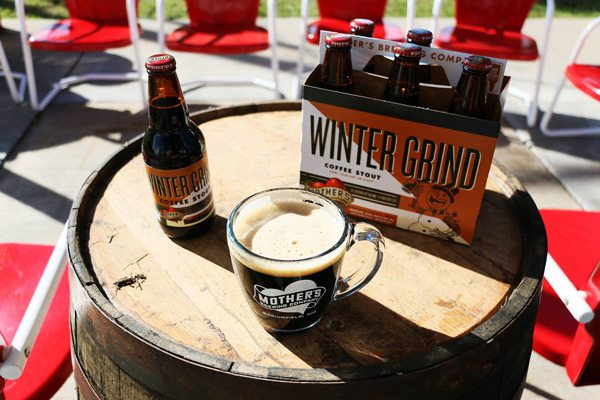 Mother's Brewing Company Winter Grind stout photo