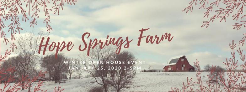 Hope Springs Farm logo