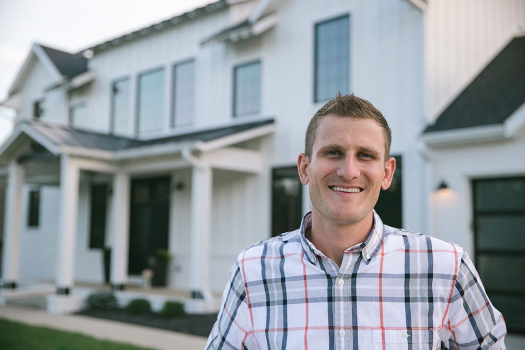 Austin Miller of Wise Built Custom Homes