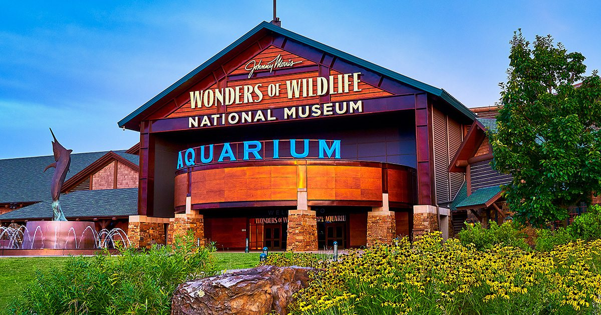 Wonders of Wildlife, Springfield, MO